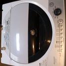 SHARP 全自動洗濯機 2007年製 6.0kg Agイオンコー...