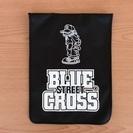 【入学準備に】【新品】BLUE CROSS(ブルークロス)★連絡袋