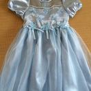 子供用 ドレス 水色