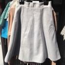 新品ウールスカート