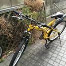 2015年購入 マウンテンバイク