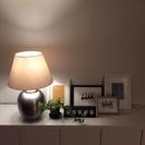 【未使用】IKEA ランプ ライト 照明 調光機能 北欧