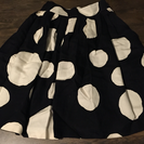 【再値下げ!】高級感あるシルクのスカート