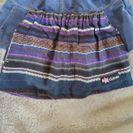 スカート 2枚 80