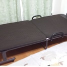 シングル折りたたみベッド