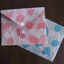 フェリシモのワックスペーパー&オランダの折り紙