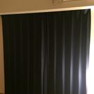 ニトリ ネイビーカーテン