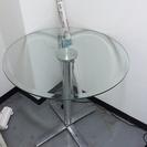 ガラステーブル 大幅値下げ!