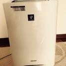 SHARP加湿空気清浄機プラズマクラスター7000