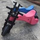 Yバイク2台