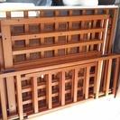 ベビーベット 木製 使用感あり 横浜市西区