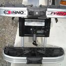 処分価格1500円!INNO FV404 背面タイヤ用スキーキャリ...