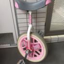 ブリジストン一輪車★ピンク