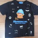 ディズニーリゾート購入■モンスターズインク Tシャツ 130■TDL