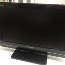 SHARP19インチ液晶テレビ