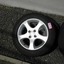 スズキ純正 スイフト(ZD11S)ホイール+夏タイヤ 4本セット