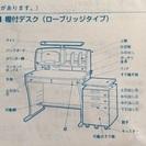 再値下げ!KOIZUMI学習机