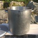寸胴鍋、なべ、ラーメン、豚汁、煮込み、イベント等、用途多用