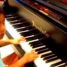 ピアノ教室生徒募集中 7月末迄入会金無料