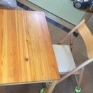 机と椅子のセットいかがでしょうか