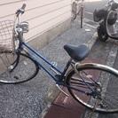27インチ自転車 切り替え3段オートライト 値下げ(決定)