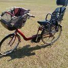 アンジェリーノアシスタ三人乗り電動アシスト自転車