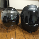 フルフェイスとジェットヘルメット