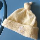 新生児から使える帽子