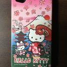 i-phone 4s用 中古キティちゃん カバー