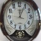 電波時計(報時付掛時計)