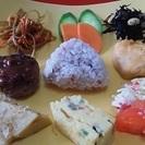 おいしい和食がメインのカフェです。