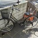 自転車譲ります。