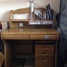 【終了】ニトリ 学習机 椅子つき