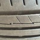 エスティマ純正タイヤです。205/65R15