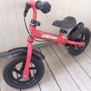 幼児+バランスバイクストライダー