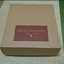 小田部 新品★ヘレンカミンスキー保管箱 HELEN KAMINSKI