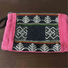 アジアン雑貨  モン族  刺繍  ポーチ