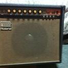 ローランドギターアンプ50W!!