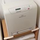 NEC カラーレーザープリンター 5750c