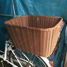 【最終値下げ】OGK★自転車★容量たっぷり後ろバスケット