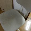 回転椅子/無印良品/緊急