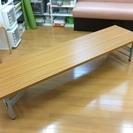 折り畳みローテーブル 2つ