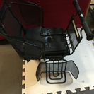 チャリの子供用の椅子