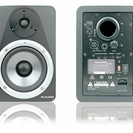 M-audioスタジオモニター ペア 防磁 アンプ内蔵