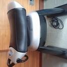 乗馬マシーン  プラス 低反発クッション エクササイズマシーン