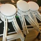 パイプ椅子 スツール