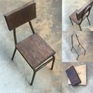 古材のアンティーク椅子 アンティーク
