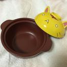 取引中 〕1人用★キャラクター土鍋