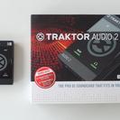 TRAKTOR AUDIO2 コンパクトUSBオーディオインターフェイス