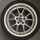 【ご成約済】BMWタイヤ 18インチ BBSホイル